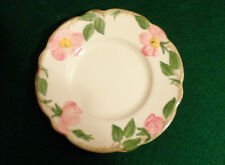 2 Vintage Franciscan Desert Rose BREAD and BUTTER PLATE PLATES 1958-60 mark