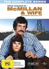Mcmillan And Wife - The Complete Series