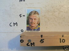 STICKER,DECAL VOETBAL PANINI ? VOETBAL SOCCER ALBUM 327 RONNIE HELLSTROM