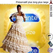 Offre Découverte Préservatif  💛 PASANTE KING SIZE 💛  XL plus large plus long