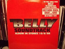 "DMX, METHOD MAN, NAS, JA RULE - THE GRAND FINALE (12"")  1998!!  RARE!!  BELLY!!!"