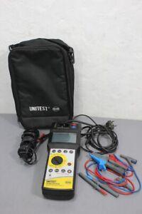 BEHA UNITEST TELARIS 0701/0702 easy Gerätetester DIN VDE 0701/0702