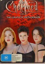 Charmed : Season 6     (  6 Disc set  )     DVD   303