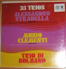 SEALED=TRIO DI BALZANO; STRADELLA, CLEMENTI; MUSIC GUILD ABC STEREO