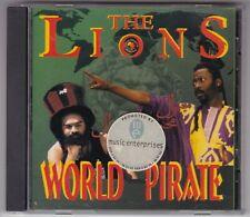 THE LIONS - WORLD PIRATE - CD ALBUM © 1997 / CD WIE NEU! MINT!