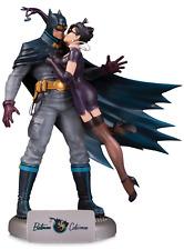 DC Comics Bombshells Batman & Catwoman Deluxe Statue Figure from DC Collectibles