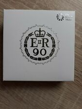 2016 QEII 90th Birthday £5 Silver Proof Coin.