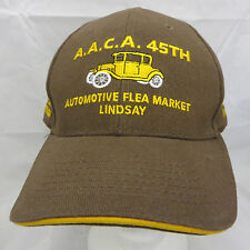 Automotive Flea Market Lindsay baseball cap hat adjustable buckle Ontario