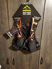 Nike Trail Kiger Hydration Vest Hiking Running Small Nrl96041 Water (2) Bottles