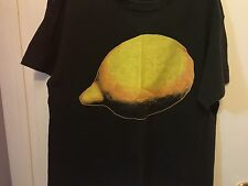 U2 Lemon Zooropa Vintage Shirt XL COLORFUL