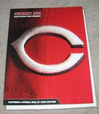 Cincinnati Reds 2010 Official Yearbook Joey Votto / Jay Bruce / Aroldis Chapman