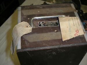 Negretti & Zambra aviation labelled case Casella instrument as shown