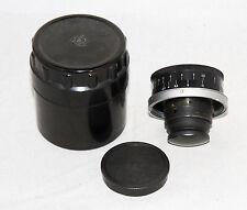 JUPITER 12 35 mm F2.8 Objectif pour Contax/Kiev RANGEFINDER CAMERAS