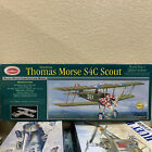 *DISCOUNTED* Guillow's Thomas Morse S4C Scout WW I Fighter Balsa Kit 1/12 Scale