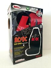 AC/DC • OFFICIAL LIVE NATION ROCK 'N' RIDE UNIVERSAL SINGLE CAR SEAT COVER • NEW