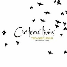Cocteau Twins - The Fontana Years - New 4CD Album - Pre Order 12/10/2018