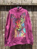 The Mountain Adult Unisex Hoodie Sweatshirt - 723851 ABYSSINIAN HOODIE
