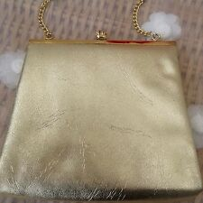 Synthetic Eveningwear Evening Vintage Bags & Cases
