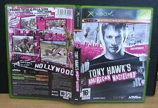 TONY HAWK'S AMERICAN WASTELAND - Xbox - PAL - Italiano - Usato
