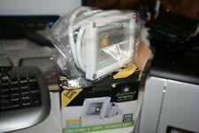 Mini 10W LED Security Garden Flood light (100W Halogen Equiv) WeatherProof IP65