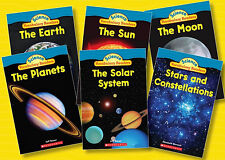 SCHOLASTIC SCIENCE VOCABULARY READERS Space,Planets,Stars,Earth,Solar System +