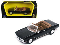 1969 Chevrolet Corvair Monza Black 1:43 Diecast by Road Signature - 94241BK