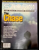 Storm - The World Weather Magazine - October 1993 The Chase