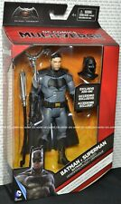 "Mattel DC Multiverse Batman v Superman Grapnel Blaster 6"" Figure Batman Unmasked"