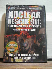Nuclear Rescue 911 - Adam West - Used - DVD
