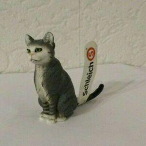 Schleich   -                   Katze, sitzend