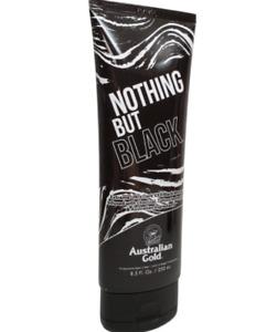 Australian Gold Nothing But Black Ultra Dark XXX Black Bronzer - 8.5 oz.