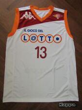 Canotta Maglia DATOME VIRTUS ROMA camiseta basket jersey NBA FIBA FENERBAHCE L