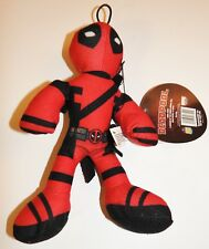 2 NEW! MARVEL DEADPOOL 9 INCH STUFFED ACTION FIGURE TOY DOLL COLLECTORS EDITION