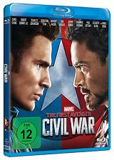 Captain America: 3 - The First Avenger: Civil War [Blu-ray](NEU/OVP) Chris Evans