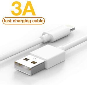 For Apple Charger Fast Charging cable for iPhone 12  11 X XR XS 8 7 6 SE 11 PRO