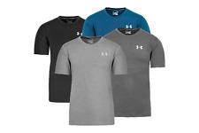 Under Armour UA Men Heatgear Tech Short Sleeve Tee T-shirt Plain M L XL 2XL