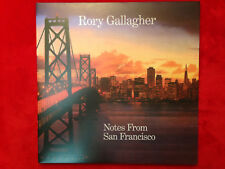 "Rory Gallagher  ""Notes From San Francisco"" LPX3  2011 Limited  Rock  German  OOP"