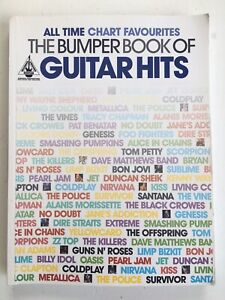The Bumper Book of Guitar Hits TAB - All Time Chart Favourites - 42 Songs