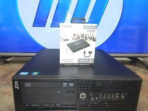 HP Z220 Workstation i7,16GB,500GB SSD,1TB HDD,WIN 10 PRO,Nvidia NVS 310 512 MB