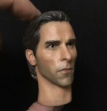 Custom 1/6 Scale American Psycho Head Sculpt No iminime Christian Bale