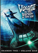 VOYAGE TO THE BOTTOM OF THE SEA - SEASON TWO, VOLUME 1 - (3) DVD SET - SEALED
