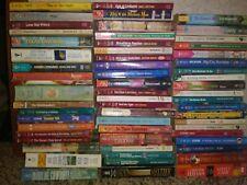 Lot Of 60 Romance Novels - Mostly Vintage- Harlequin/ Romantic/ Women's Books