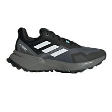 adidas Womens Terrex Soulstride Trail Running Shoes Trainers Sneakers Black