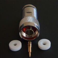 C.N.BROAD50-N HRS - Connettore N profes. per cavi H-1000 Ultraflex-10 Broad Pro