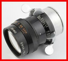 @ LOMO 75 75mm f/2.5 w/ OCT18 Mount 6-75-1 1986 Year ADAPT to ARRI NEX MFT GH4 @