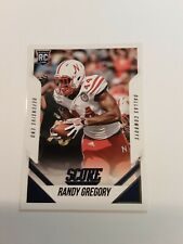 2015 Panini Score Football Trading Card, (Rookie) #341 Randy Gregory