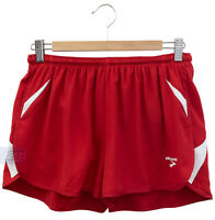 Brooks Athletic Dri Power moisture wicking fabric Track/Field Flyaway Shorts RED