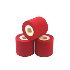 10Pcs 32*16mm Hot Ink Roller For FR-1000 Continuous Sealing Machine parts