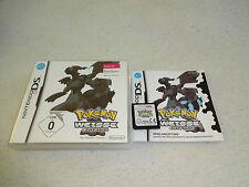Pokémon: Weisse Edition Nintendo DS Spiel komplett mit OVP und Anleitung