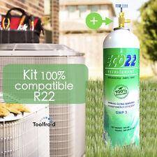 Kit Réfrigérant 22a compatible R22, fluide frigorigène R22, Gaz R22 pour clim